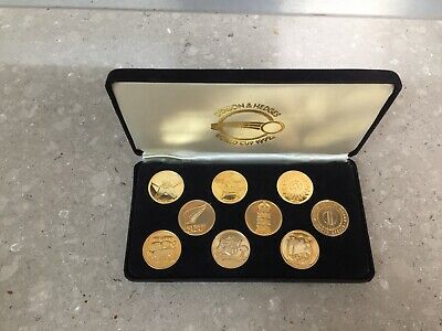 benson and hedges World Cup '92 Cricket Medallions