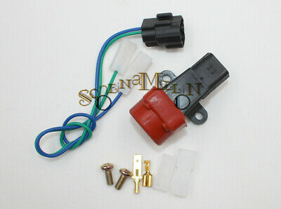 FIRST INERTIA SWITCH Vehicle crash sensor Standard Ignition