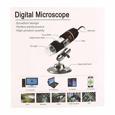 1600X WiFi Digital Microscope USB Camera Microscopio Electronic Magnifie✤F6%