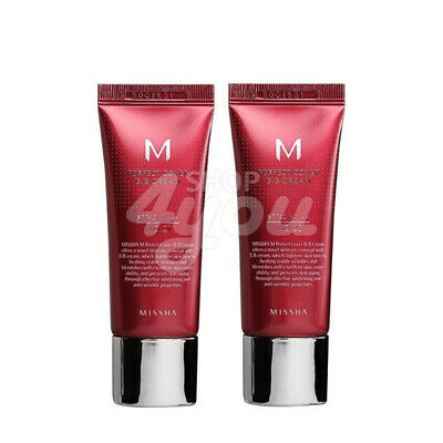 Missha M Perfect Cover B.B Cream 20ml 2Kinds SPF42 PA+++ +Free Sample
