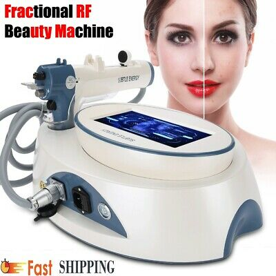 PRO Microneedles Fractional RF Face Skin Lifting Wrinkle Removal Beauty Machine