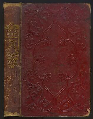 Heath's Picturesque Annual For 1836 . St Petersburg & Moscow