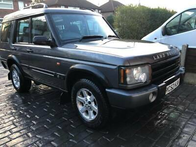 2002 Land Rover Discovery TD5 GS