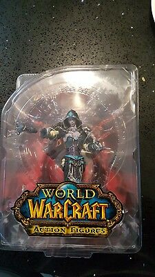 DC Unlimited World Of Warcraft Confessor Dhahlia Brand New Sealed