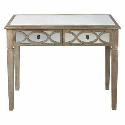 NEW Casa Uno Belfair Mirror Console Table