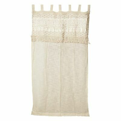 NEW Maison Avant Nevena Hand-Knitted Curtain
