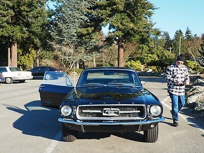 1967 Ford Mustang Base 1967 Ford Mustang Coupe/ Awesome Relic- Must Go- Low Reserve