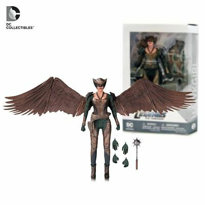 "New DC's Legends Of Tomorrow 6.75"" Hawkgirl Action Figure & Mace Official"
