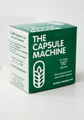 The Capsule Machine Size 00 - Make your own capsules