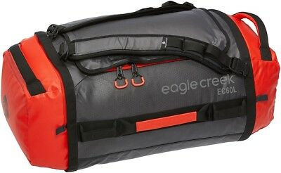 Eagle Creek Fret Transporteur Polochon Sac D'Équipement & à Dos, 60l Flamme /