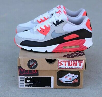 NIKE AIR MAX 90 Infrared 2010 Vnds Size 10 Supreme