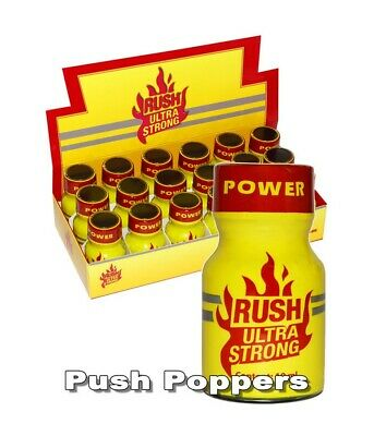 Poppers Ultra strong RUSH 10ml
