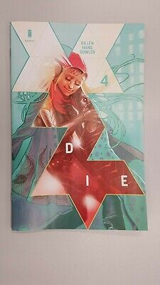 Image Comics - Die #4 - 2019 - BN - Bagged and Boarded