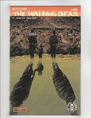 The Walking Dead #164 NM- 9.2 Image Comics Rick,Zombies; $4 Flat-Rate Shipping!