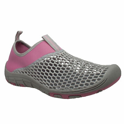 aa757c2bbd27 NEW HYPARD WOMEN S Slip on Rocsoc Grey Pink -  17.00