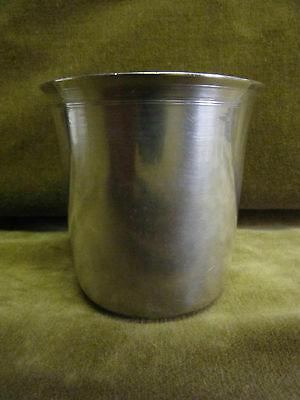 Timbale argent 2ème coq 1809 (french silver 950 goblet) 59gr