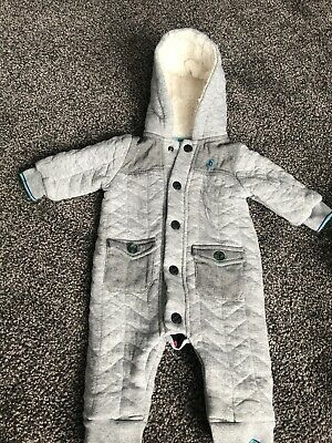 fb7962827 TED BAKER BABY boy coat 0-3 months - £3.01