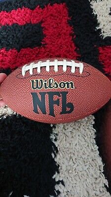 Wilson NFL Club Experience Level Official American Football Junior Size