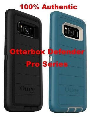OtterBox DEFENDER PRO SERIES Case for Samsung Galaxy S8 PLUS - 100% AUTHENTIC