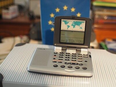 sony portable radio icf  sw07 with antenna  An lp2