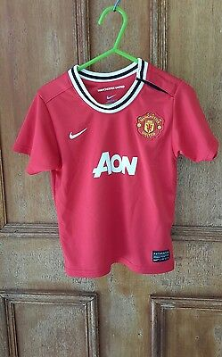 new product 6250e d35ae NEW BOYS NIKE Manchester United Soccer Tee Size 2-3 - $6.00 ...