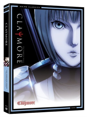 Claymore: Complete Series B...-Claymore: Complete Series Box Set - Clas Dvd Neuf