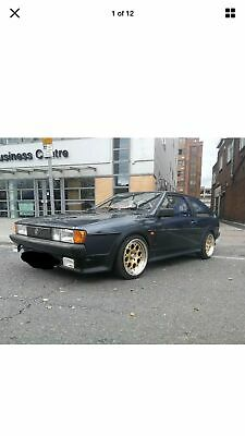 VW Scirocco GT mk2 1987 Manual