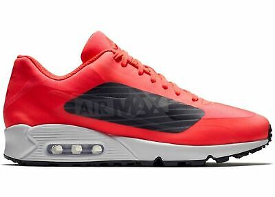 buy popular 00872 14749 Nike Air Max 90 NS GPX Men s (Size 8   9.5) Bright Crimson