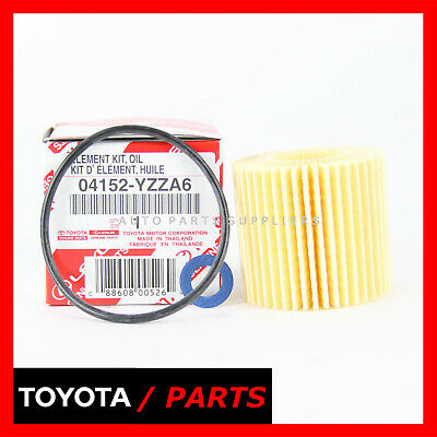 Toyota Oem Factory Oil Filter 2009 2015 Corolla 1 8l 04152 Yzza6
