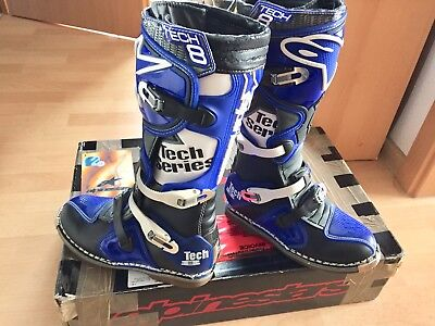 ALPINESTARS Tech 8 Stiefel  NEU Cross Enduro KTM Supermoto MX SX EXC Tech 10