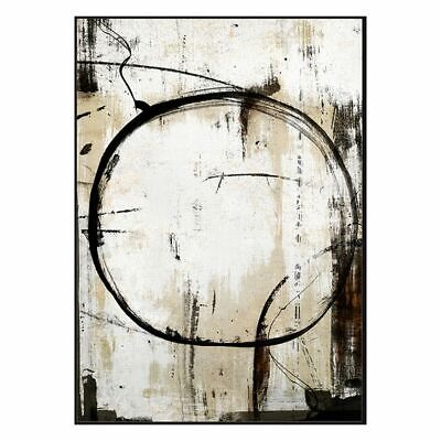 NEW Maison Avant Ring Framed Canvas Print