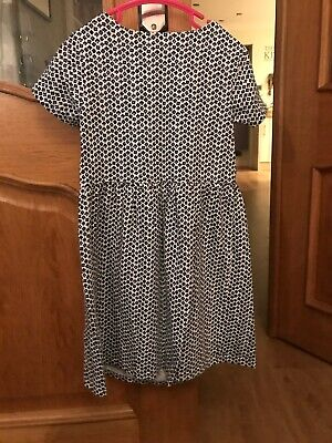 Girls M&S Dress Age 6- 7 Years Excellent Condition