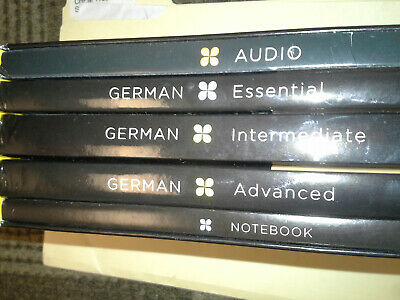 Living Language German, Complete Edition: Beginner through advanced course