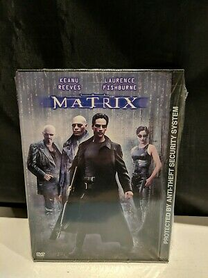 The Matrix (DVD, 1999) New Factory Sealed