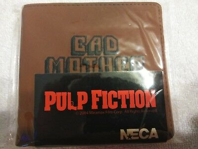 Neca Original  Pulp Fiction Bad Mother Fu*ker Wallet Official Brand New Sealed