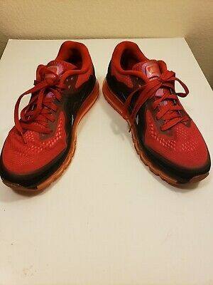 timeless design 4bc88 c4e79 Nike Air Max 2014, 621077-601, Gym Red Reflect Silver-Hyper