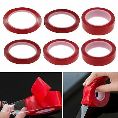 RED Double Sided Super Sticky Heavy Duty Adhesive Tape Cell Phone Repair A+