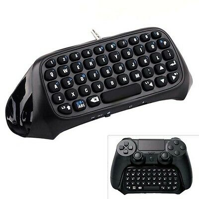 Wireless Bluetooth Keyboard For Sony PS4 PlayStation Dualshock 4 Controller XI
