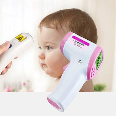Handheld Digital Infrared Thermometer Non-contact Forehead Termometre SU