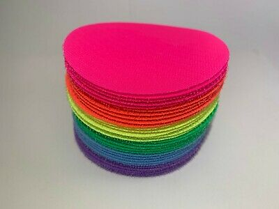 Aussie Made Bright Clever Sit Carpet Spot classroom velcro place markers