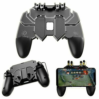 PUBG Mobile Phone Game Controller Gamepad AK66 Turnover Button for IOS Android
