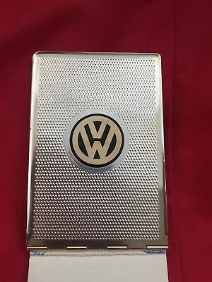 Vintage Volkswagen Split Screen Combi Bug Promotional Atlantic Service Notepad