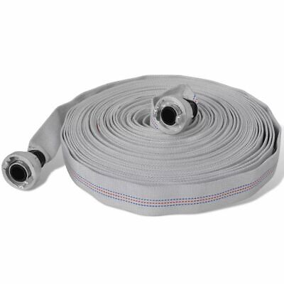 30 M Fire Hose Flat Hose Lay Flat Water Pump With D-Storz Couplings 1 Inch K3N8