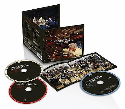 Paul Weller Other Aspects, Live At The Roy 2Cd+Dvd Nuovo Sigillato