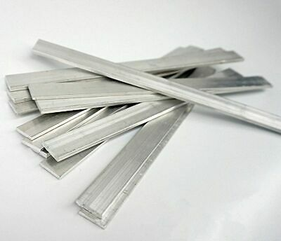 Thickness 35mm - 50mm 6061 Aluminum Square Rod L:50-500mm-Select [DORL_A]