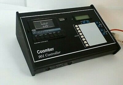 & Coomber 901 Language Teacher controller Tape deck Recorder class USED 69:15