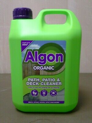 Algon Organic Path, Patio & Deck Cleaner 2.5L Concentrate