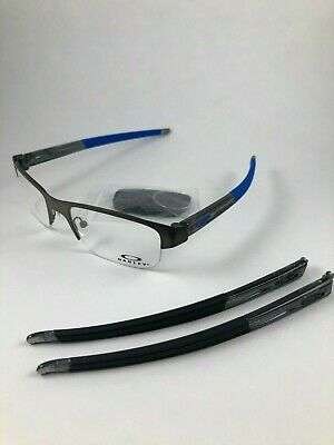 d85006dfee New Auth Oakley Eyeglasses OX 3226 0253 Crosslink 0.5 pewter blue w case