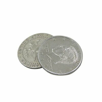 Creative Stage Props Butterfly Coin (US Dollar Edition) Magic Trick Props SU