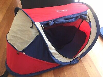 Kinderkot Portable Baby Pop-up Tent and Mattress